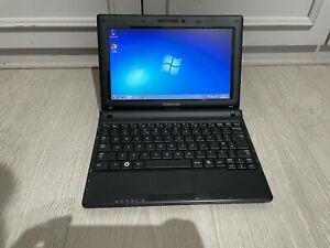 """Samsung N145 Plus 10.1"""" Intel Atom 2GB RAM 250GB HDD Webcam Windows 7 NoteBook"""