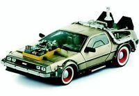 De Lorean Back to The Future SunStar Modellauto 1/18