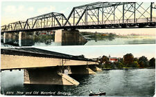 WATERFORD CT – New and Old Waterford Bridges