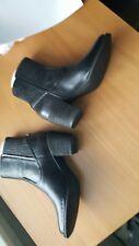 FRYE NIB $458 lucinda short scrunch black boots shoes US 8 M