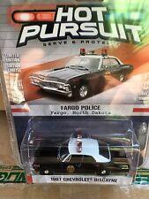 Greenlight  Hot Pursuit  1967 Chevrolet Biscayne Fargo North Dakota Police