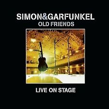 Simon & Garfunkel / Old Friends: Live On Stage  *NEW* CD