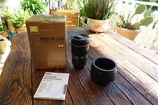 Nikon 24-70 mm F/2.8 ED G AF-S SWM M/A Objektiv