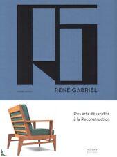 René Gabriel, des Arts Décoratifs à la Reconstruction