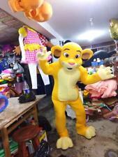León Orejas Y Cola Set Rey León Instantáneo Disfraz Semana Libro De Gato Animal
