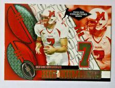 0a9c3e58a9e 2004 Press Pass Big Numbers Ben Roethlisberger Rookie Card BN 21/33 MINT
