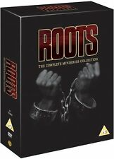 "ROOTS COMPLETE SERIES COLLECTION 9 DISC DVD BOX SET R4 ""NEW&SEALED"""
