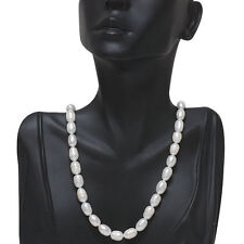 Freshwater Pearl Silver Plated Fine Necklaces & Pendants