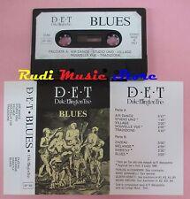 MC D.E.T. DUKE ELLINGTON TRIO Blues italy API AP 104 no cd lp dvd vhs