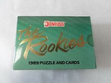 "1989 Donruss ""The Rookies"" Baseball Card Set Ken Griffey Jr Rookie!!"