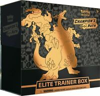POKEMON CHAMPIONS PATH ELITE TRAINER BOX ETB BRAND NEW FACTORY SEALED *IN HAND*