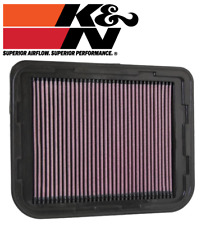K&N REPLACEMENT AIR FILTER FOR FORD TERRITORY SZ 276DT TURBO DIESEL 2.7L V6