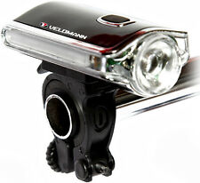 Cycle Light & Side Warning Lights by Velomann CREE LED Front Bike Headlight