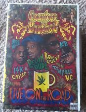 Devin the dude coughee brothaz live on the road sealed NEW DVD