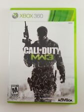 Call of Duty: Modern Warfare 3 (Microsoft Xbox 360, 2011) MW3
