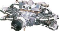Saito Engines FA-182TD 4-stroke cycle engine Twin Cylinder Dual Plug from Japan