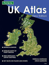 UK Atlas 2006 (Atlases)-ExLibrary