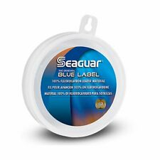 Seaguar Blue Label Fluorocarbon Leader Fishing Line 25 Yards - Choose Size 2-80