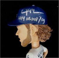 Clayton Kershaw Hand Signed Autograph SGA 2015 Bobble Head 2014 NL MVP CY XX/10
