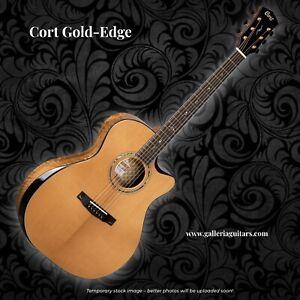 "CORT ""GOLD EDGE""  —  L.R. BAGGS 'ATHEM  —  HARD CASE  —  FREE UK SHIPPING"
