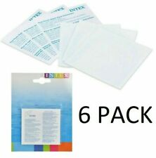 Intex Pool Repair Kit 6 X Patches for Pool or Swimming Inflatables Airbeds