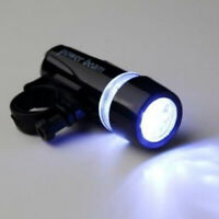 Waterproof 5 LED Lamp Bike Bicycle Front Head Light Rear Safety Flashlight hot