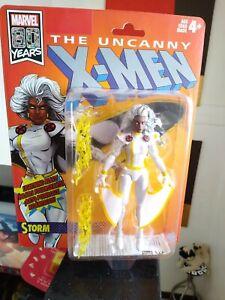 Marvel Legends Retro Storm    Brand New    X-Men