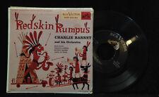 "Charlie Barnet-Redskin Rumpus-RCA 612-7"" 45RPM EP JIM FLORA"