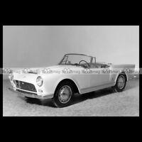 #pha.020520 Photo LANCIA AURELIA CABRIOLET 1957 Car Auto