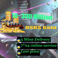Buy Old School Runescape Gold | 10~300M RS07 OSRS Gold | Runesscape OSRS GP