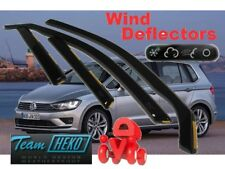 VW GOLF SPORTSVAN  2014 -  5.doors  Wind deflectors  4.pc HEKO  31198