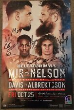 Bellator Posters # 231 & 232(1 small & 1 large from each show)