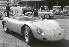 1959 Porsche 718 RSK Spyder - Road Legal - Promotional Photo Poster