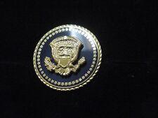 President TRUMP Lapel Pin - Presidential seal Lapel Pin -gold color