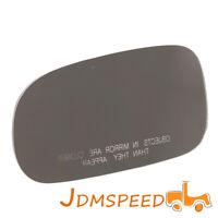 Mirror Glass & ADHESIVE For 03-11 SAAB 9-3 9-3x 93 9-5 95 Passenger (RH)Side