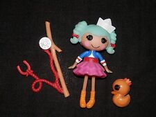 MARINA ANCHORS Mini LALALOOPSY Doll Pet & Accessory