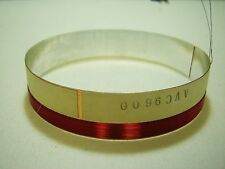 """NOS Waldom AVC9600 4"""" Voice Coil for JBL Speakers"""
