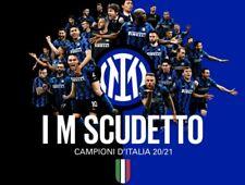 PORTACHIAVI INTER CAMPIONE D'ITALIA 2021 PORTACHIAVI INTERNAZIONALE MILANO