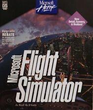 MICROSOFT FLIGHT SIMULATOR 5.1 1995 Ed. +1Clk Windows 10 8 7 Vista XP Install