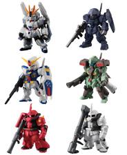 BANDAI FW GUNDAM CONVERGE ♯14 All 6 type set Japan import NEW Figure