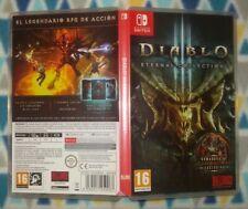 Diablo III : Eternal Collection Nintendo Switch Pal España