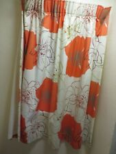 """Pair Prestigious design quality curtains lined floral stunning 43""""l/51""""w floral"""