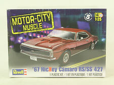 Revell Model Kit '67 Nickey Camaro RS/SS 427 1:25 Scale Sealed