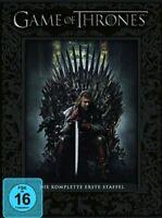 Dvd - Game Of Thrones - Die Komplette Erste Staffel [5 Dvds] DVD-Box #G1969935