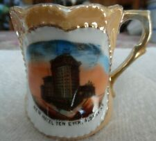 New Listing Ten Eyck Hotel Albany Ny. Pitcher Made In Germany Very Old