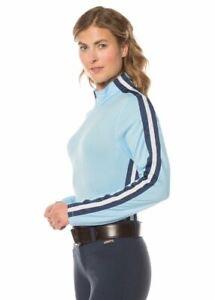 Ice Fil® Lite Long Sleeve Riding Shirt - Skylight