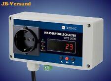 Pegelschalter Wasserlevelschalter Zisterne Steuerung Pumpensteuerung WPS 5000