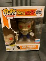 Great Ape Vegeta Funko Pop Dragonball Z 2018 Fall Convention Exclusive 434 New