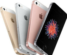 IPhone SE 16 64GB 128GB GSM UNLOCKED T-Mobile AT&T Metro PC, PREPAID NEW IN BOX