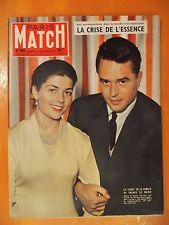 Hélène de France & Evrard de Limbourg-Stirum-Paris-Match N° 399 du 01/12/1956